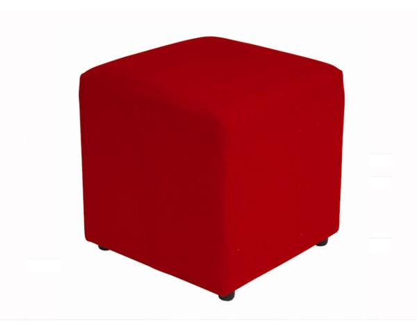 Concept Furniture Hire Fabric Cube Chair Rental Pod